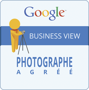 google maps business view saumur